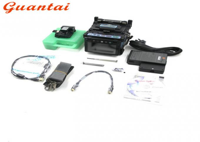 Fusion Fiber Optic Cable Splicing Machine , FSM-70S Fiber Optic Splicing Equipment