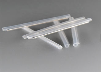 China Durable Heat Shrinkable Tube , Fiber Optic Splice Protector 40mm/45mm/60mm Length supplier