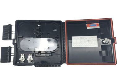 China FTTH Fiber Optic Cable Termination Box , Fiber Termination Box 300*230*87mm factory