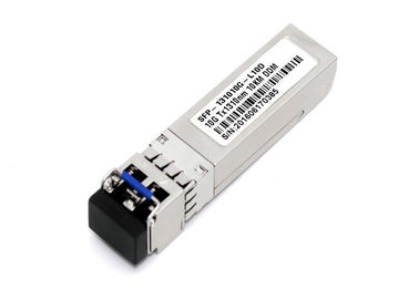 China LC Connector Fiber Optic Transceiver -15dBm Sensitivity 3 Years Warranty factory