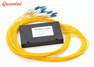 China SC / APC Y Cable Fiber Optic Cable Splitter Excellent Uniformity OEM Acceptable factory