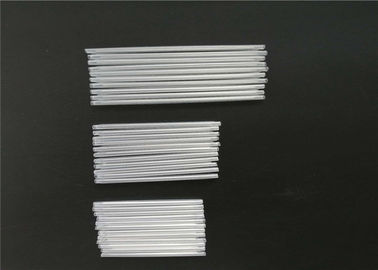 China Optical Fiber Heat Shrinkable Sleeves Splice Protection 60mm Length PE/EVA Material factory
